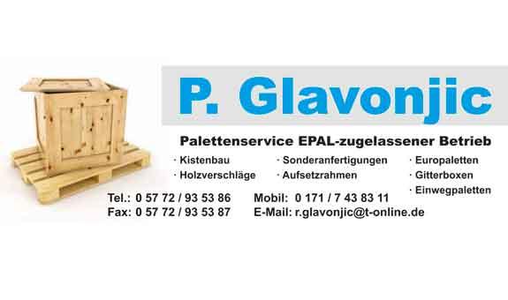 Glavonjic P. Paletten Service