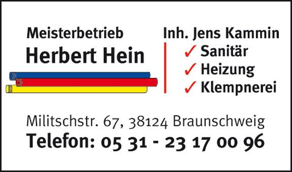 Hein Herbert Meisterbetrieb Inh. Jens Kammin