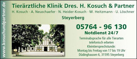 Bild 2 Kosuch H. Dr. u. Partner%/Tierärztliche Klinik in Steyerberg
