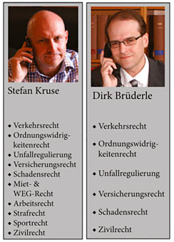 Bild 2 Kruse Stefan und, Brüderle Dirk in Herford