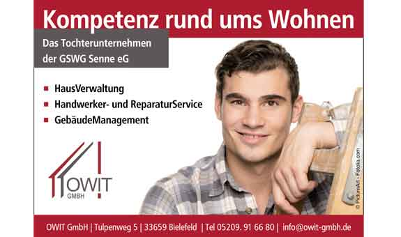 OWIT GmbH Ostwestfälische Immobilien und Treuhandgesellschaft mbH