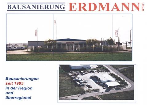 Bausanierung Erdmann GmbH
