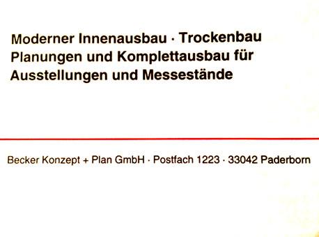 Bild 2 Becker Konzept + Plan GmbH in Paderborn