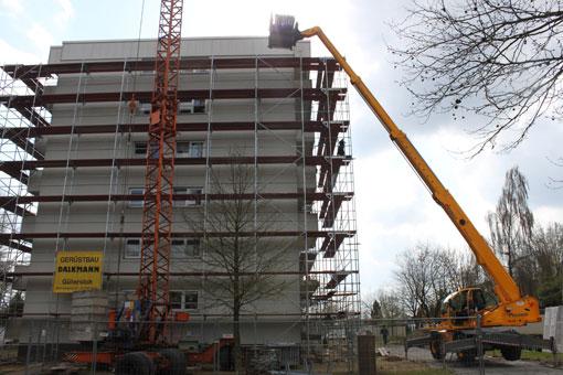 Bild 1 Dalkmann Bauunternehmung u. Gerüstbau GmbH & Co. KG in Gütersloh