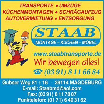 Staab-Umzüge
