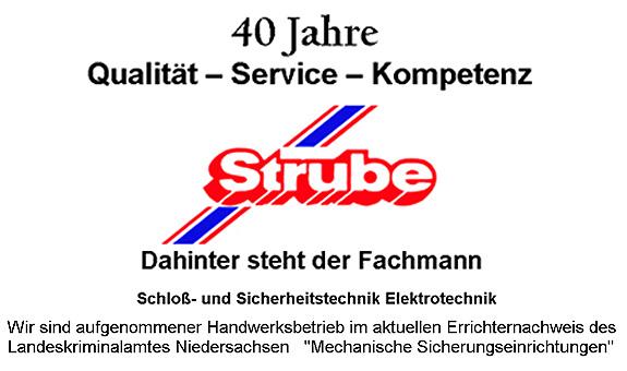 Strube Schloß und Sicherheits-/Elektrotechnik