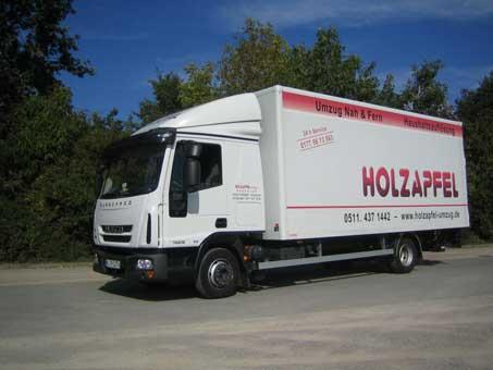Bild 1 Thomas Holzapfel in Hannover