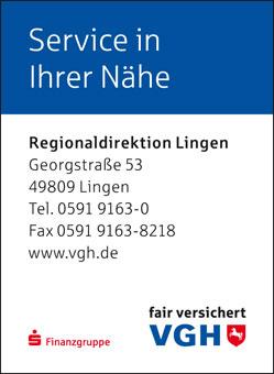 VGH Versicherungen Regionaldirektion Lingen