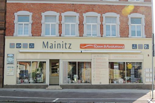 Bild 1 Raumausstattung Mainitz in Halle