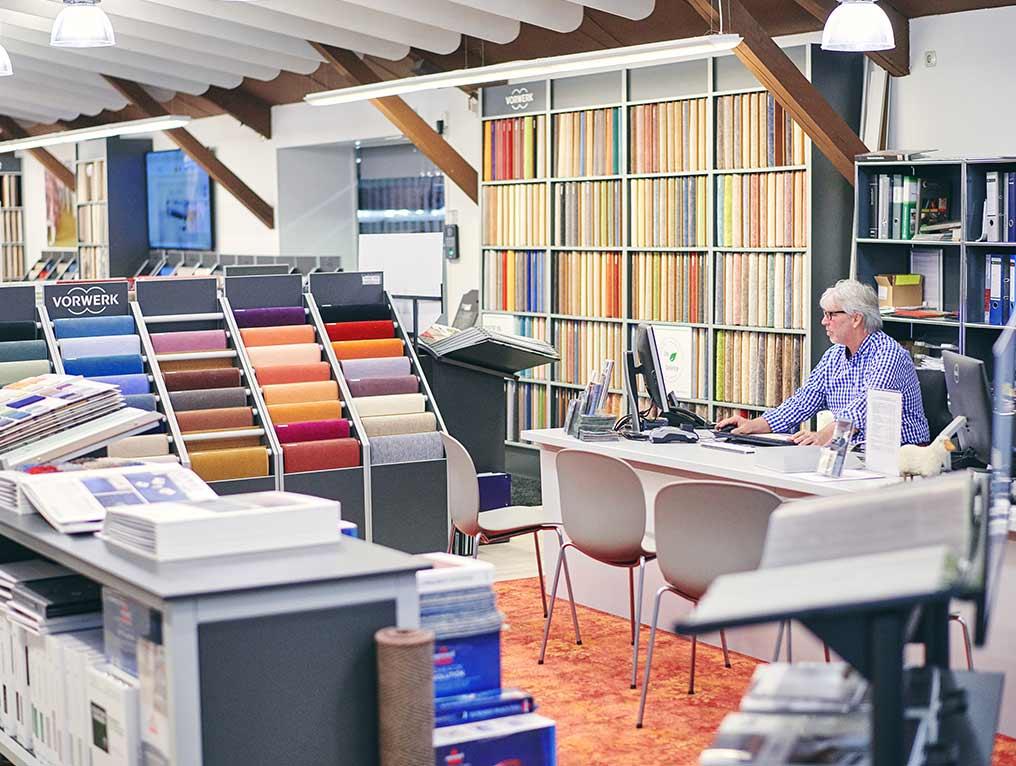 Bild 2 Teppichscheune in Hemmingen