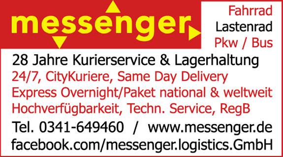 messenger logistics GmbH