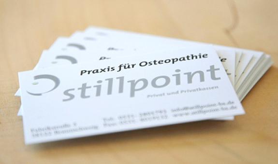 stillpoint - Praxis für Osteopathie