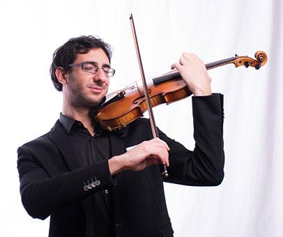 Antoine Morales Geigenunterricht und Konzerte