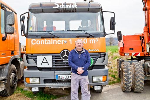Bild 6 Schmidt Containerdienst GmbH in Nordstemmen