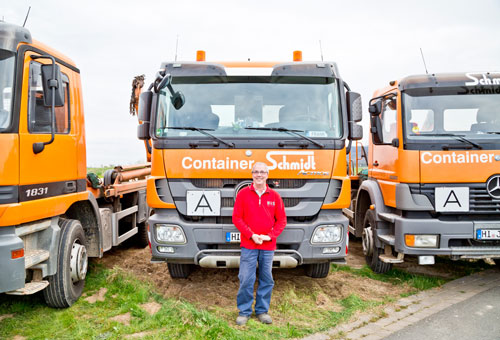 Bild 7 Schmidt Containerdienst GmbH in Nordstemmen