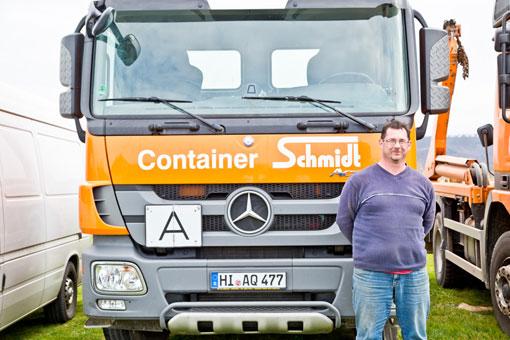 Bild 8 Schmidt Containerdienst GmbH in Nordstemmen
