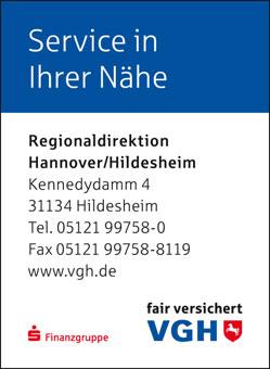 VGH Versicherungen Reginaldirektion Hannover/Hildesheim