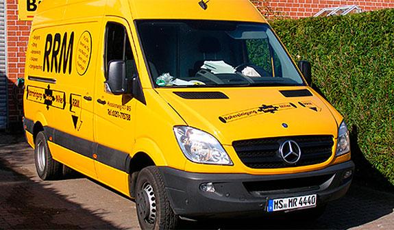 Bild 1 RRM - Rohrreinigung Miller GmbH in Münster