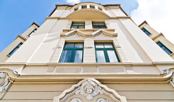 Bild 1 Jütte in Hannover