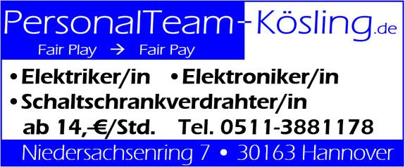 PersonalTeam-Kösling.de