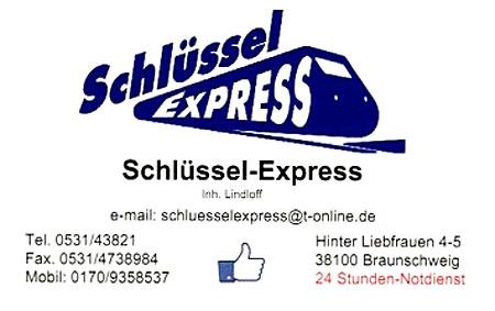Schlüssel-Express