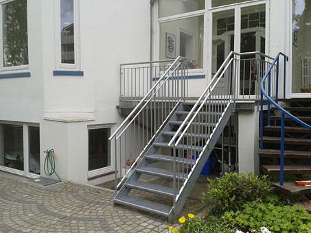 Bild 1 Rischo Stahl- & Metallbau GmbH in Bremen
