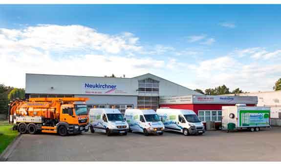 Bild 4 Neukirchner TV / Rohr- u. Kanalreinigung in Goslar