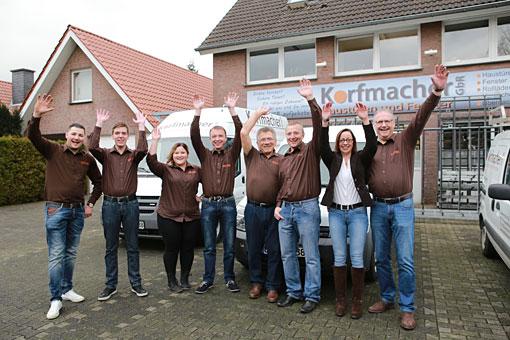 Bild 1 Korfmacher GmbH & Co. KG, Haustüren und Fenster in Bielefeld