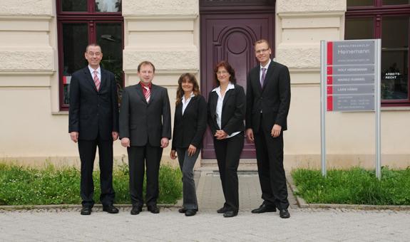 Bild 1 Anwaltskanzlei Heinemann in Magdeburg