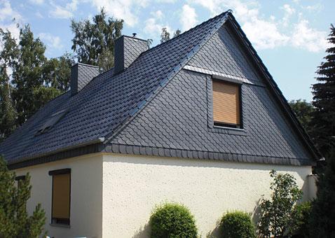Bild 9 Dachdeckermeister Olaf Lippoldt in Wegeleben