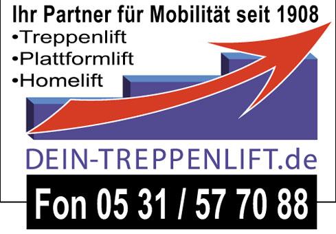 Bild 1 Dein-Treppenlift.de ein Unternehmen von Eifrig & Keldenich in Braunschweig
