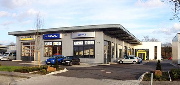 Auto Jäkel GbR Subaru-Vertragshändler