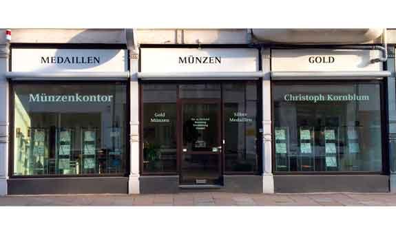 Bild 4 Münzenkontor Kornblum in Bremen