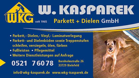 Bild 3 W. Kasparek in Bielefeld