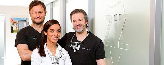 Zentrum für innovative Zahnheilkunde Dr. Rien & Dr. Klotz
