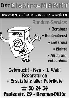 Der Elektro Markt Artelt & Staffeldt GbR