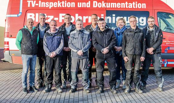 Bild 1 Blitz-Rohrreinigung GmbH in Barleben
