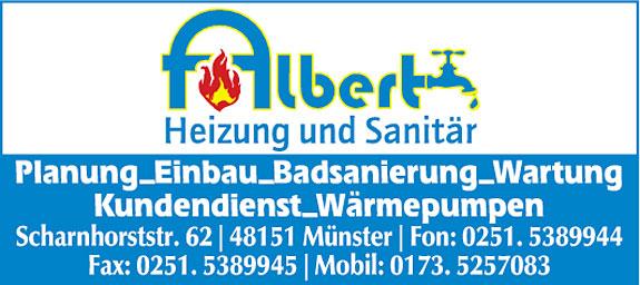 Albert Heizung Sanitär eK Service & Sanierung