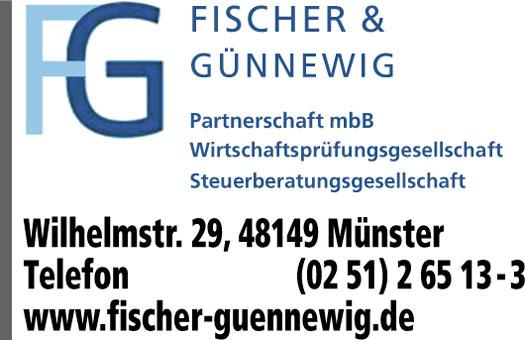 FISCHER & GÜNNEWIG Partnerschaftgesellschaft mbB