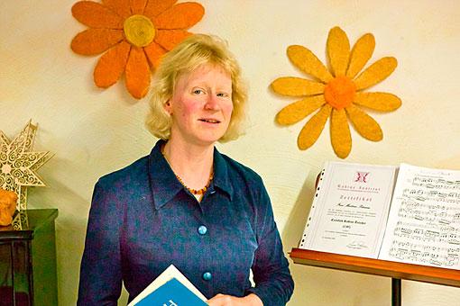 Die Vocalis-Praxis für Sprach- und Stimmtherapie Martina Petersen