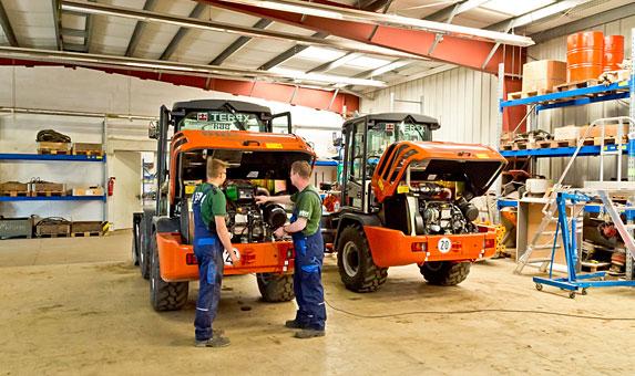 BBH Baumaschinen- und Baubedarfshandels GmbH