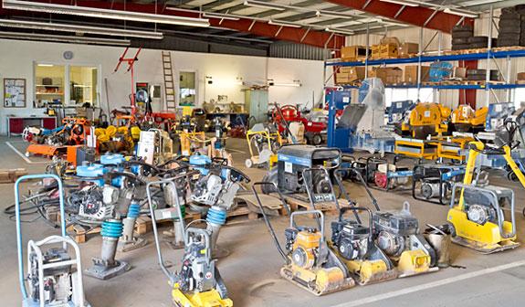 Bild 2 BBH Baumaschinen- und Baubedarfshandels GmbH in Teutschenthal