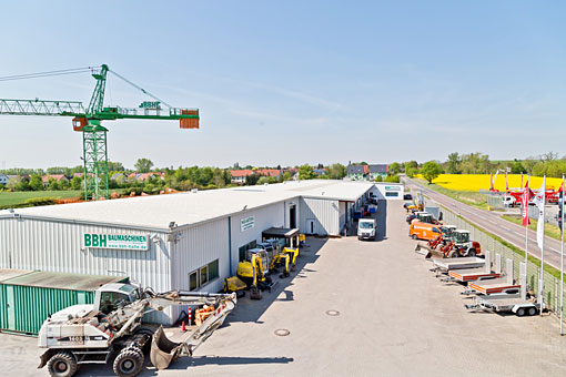 Bild 5 BBH Baumaschinen- und Baubedarfshandels GmbH in Teutschenthal