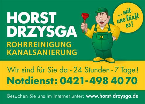 Bild 1 Drzysga GmbH, Horst in Bremen