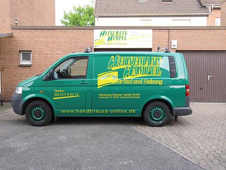 Bild 1 Heinemann-Hampel Sanitär GmbH in Garbsen
