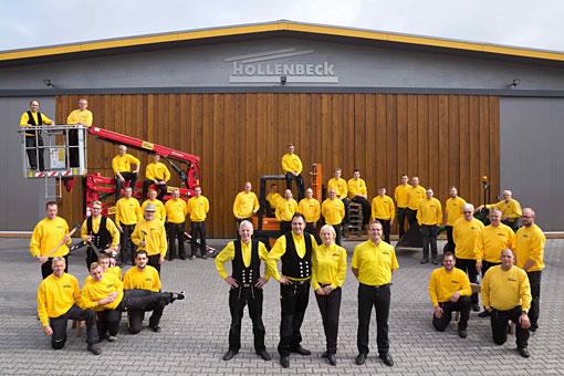 Bild 1 Hollenbeck Holzbau GmbH in Rheda-Wiedenbrück
