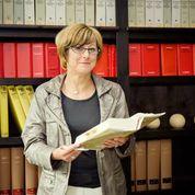 Bild 3 Anwältin Sabine Becker-König in Bitterfeld