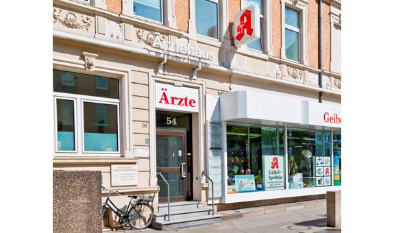 Bild 1 Volkmann in Hannover