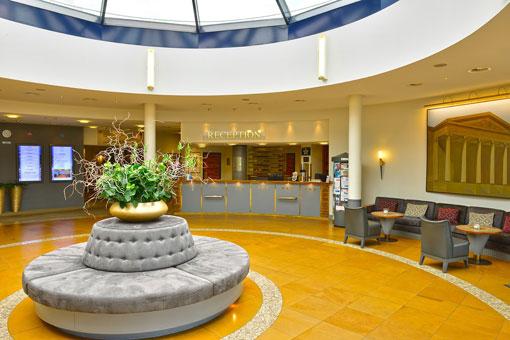 Bild 2 BEST WESTERN PREMIER Parkhotel Kronsberg in Hannover