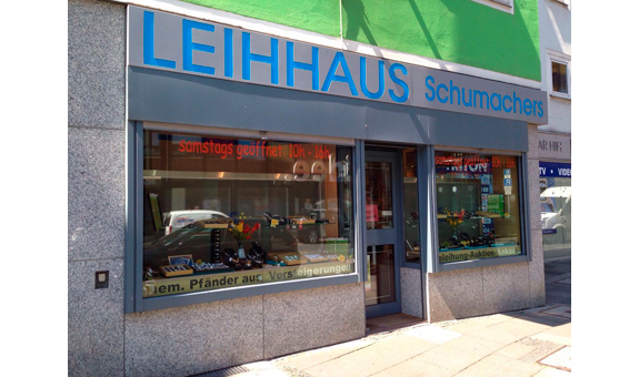 Bild 1 Leihhaus Schumachers GmbH in Hannover